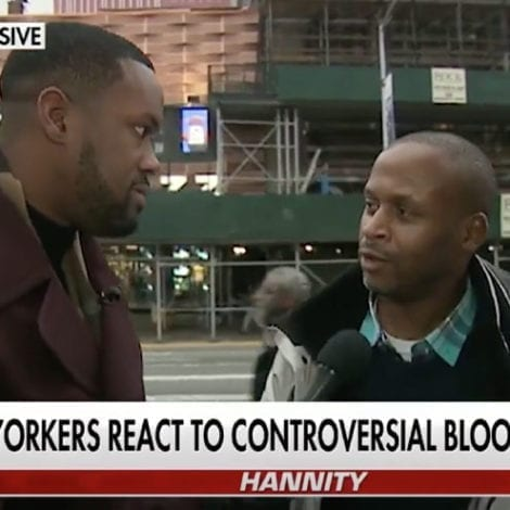WATCH: New Yorkers React to Bloomberg's Controversial Comments on Race, 'Stop and Frisk'
