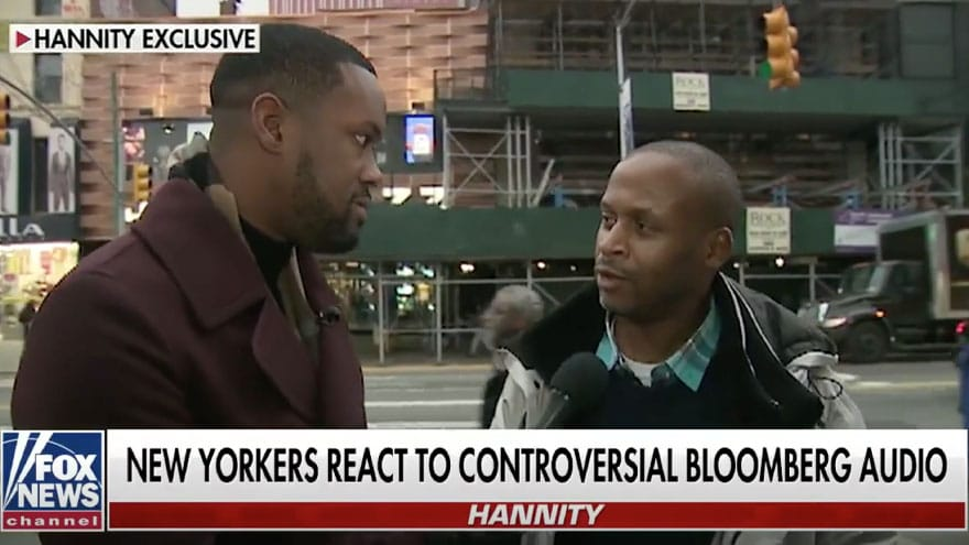 WATCH: New Yorkers React to Bloomberg's Controversial Comments on Race, ...