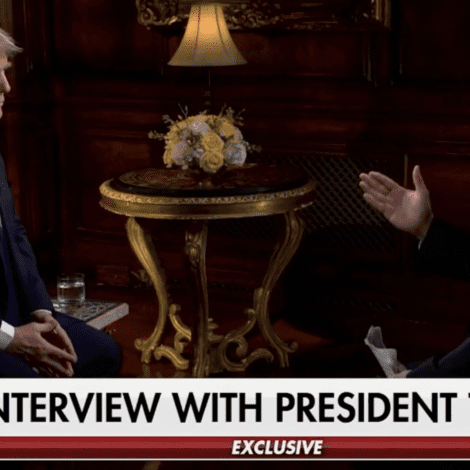 EXCLUSIVE: Sean Hannity's Super Bowl Interview With President Trump