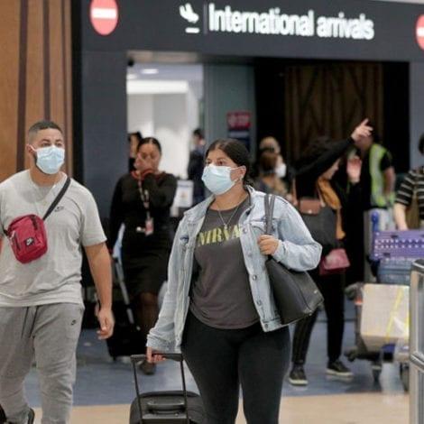 DEVELOPING: Eight Planes in 'Lockdown' in London Over Fears of Coronavirus Outbreak