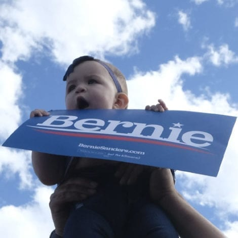FREE EVERYTHING! Bernie Unveils His $1,500,000,000,000 Plan for 'Free' Childcare for All
