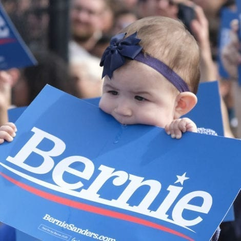 NANNY STATE! Bernie Unveils New 'Free Child Care' Plan for Infants to 4-Years-Old