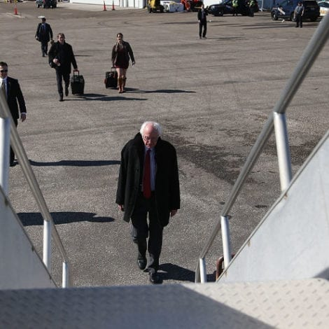 WHAT CLIMATE? Bernie Outspends All Other Candidates on Private Jet Travel, $1.2 MILLION in Q4 2019