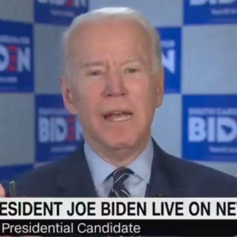 BIDEN BACKS OFF: Joe Admits 'I Wasn't Arrested, I Was Stopped' During a Trip to South Africa