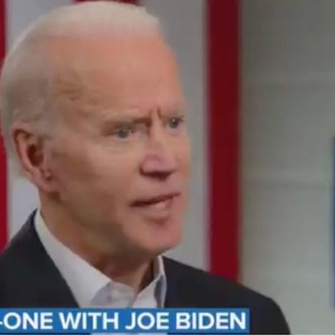 JOE LOSES IT: Biden Erupts When Asked About Hunter, Yells 'You Don't Know What You're Talking About!'