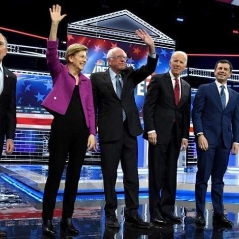 FIGHT NIGHT! Debate Breaks Ratings Record, Most Watched Democratic Debate in History
