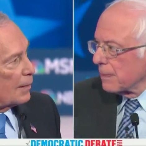 BLOOMBERG TO BERNIE: America's 'Best Known Socialist' is a 'Millionaire with Three Houses'