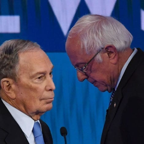 DOOM AND BLOOM! Bloomberg Says Bernie Nomination Will Ensure 'Republican Super Majority'