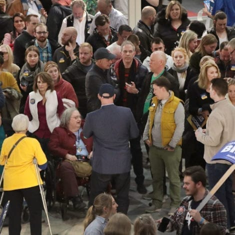 IOWA IMPLODES: Caucus Chaos, NO RESULTS, Most Candidates Declare Victory, Trump Mocks 'Disaster'
