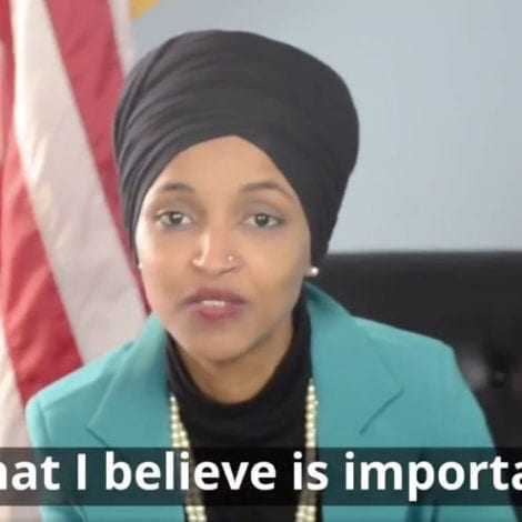OMAR'S PLAN: Ilhan Omar Introduces 'Pathway to Peace,' Progressive Overhaul of US Foreign Policy