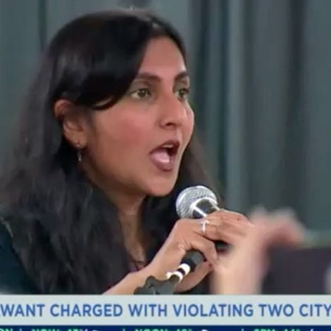 UPDATE: Bernie Speaker Who Called for a Revolution Against 'Capitalism' Facing Ethics Charges Over Taxes