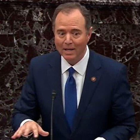 SCHIFF LOSING IT: Schiff Claims Trump 'Could Offer Alaska to the Russians' in Exchange for 'Election Support'