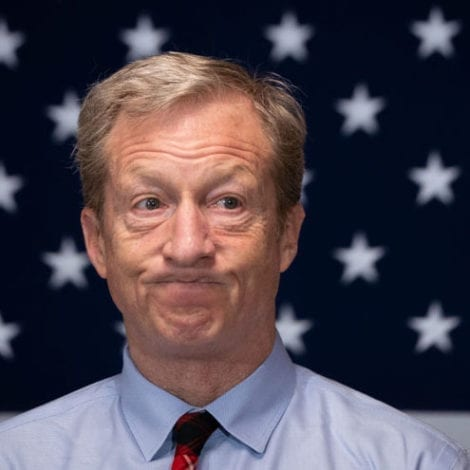 STEYER UNDER FIRE: Trump Rips Tom Steyer Before SC Primary, Says 'A Joke, A Loser, Has No Chance'
