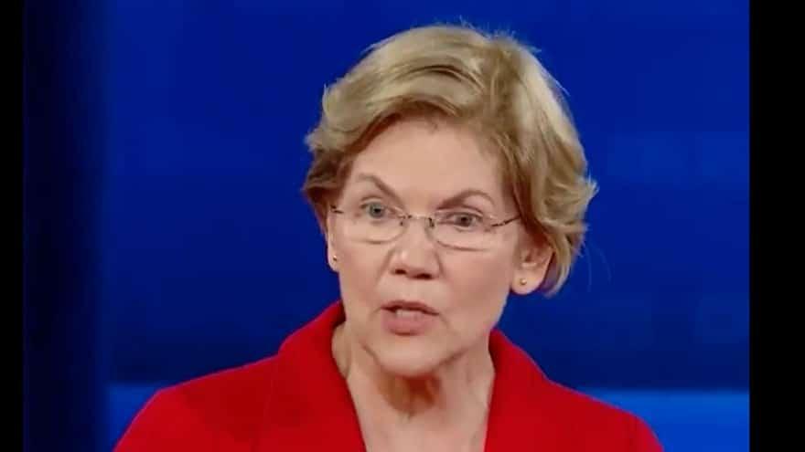 image for DESPERATION: Elizabeth Warren Introduces Plan to Stop the Coronavirus… B...