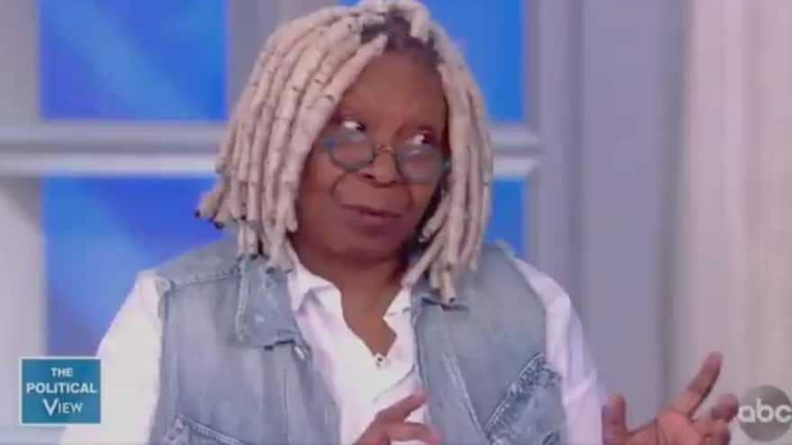 image for WHOOPI TO AOC: Your Rhetoric 'Bothers the Hell Out of Me, I've Been Upse...