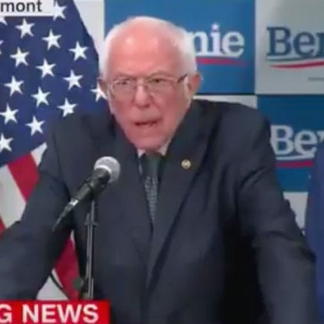 BERNIE on CORONAVIRUS: 'Casualties May Be Even Higher Than What Armed Forces Experienced in WW II'