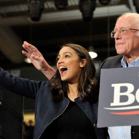 FINAL PITCH: Bernie Calls for 'Worker Ownership,' Vows to Fight 'Obscene Inequality' Before Michigan Primary