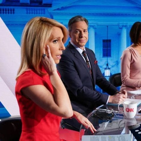 UPDATE: CNN's Dana Bash Defends Pro-Trump Comments, Says 'We Are All In This Together'