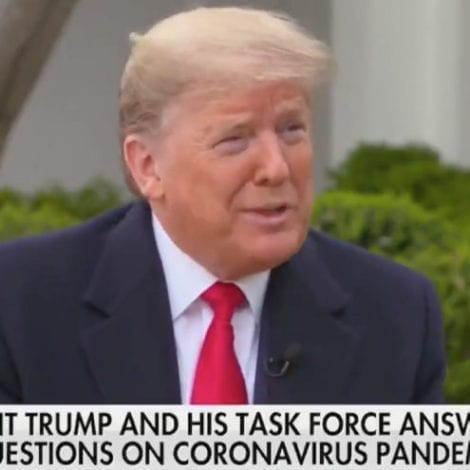 TRUMP on TRAVEL BAN: 'Biden Said I'm Xenophobic… I Don't Know if He Knows What That Means'