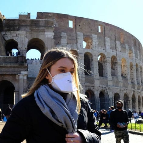 DEVELOPING: Italy to Close All Universities, Schools for 2 Weeks to Stop Spread of Coronavirus