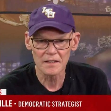 CARVILLE to BERNIE: Most American Voters Are 'Not Interested in a Revolution'