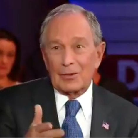 OF COURSE! Bloomberg Says His Private Jet Travel 'Not Hypocritical' Because He Uses It to Kill Coal Jobs
