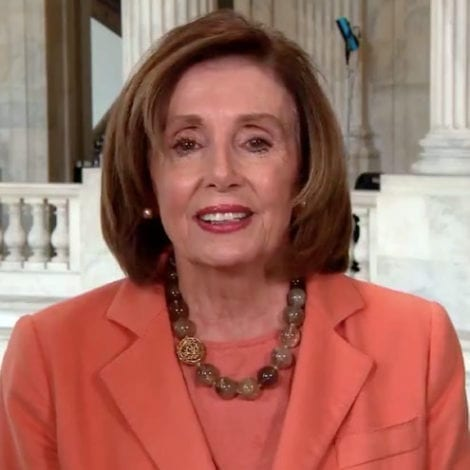 PELOSI: If We're Giving 'Billions to Airlines' Then We Should Have 'Shared Value About the Environment'