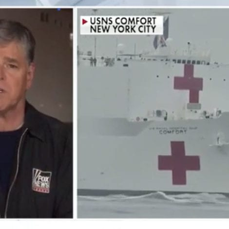 HANNITY: America's Private Sector Mobilizes to Defeat the Coronavirus Pandemic