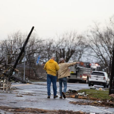 UPDATE: At Least 19 People Dead in Tennessee After Overnight Tornado Destroys 40 Buildings