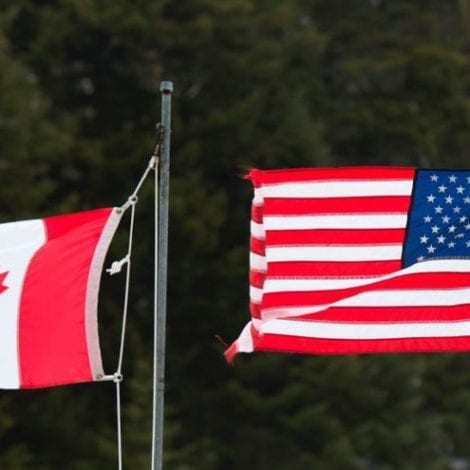 BREAKING: Trump Administration to Close US-Canada Border to All 'Non-Essential' Traffic