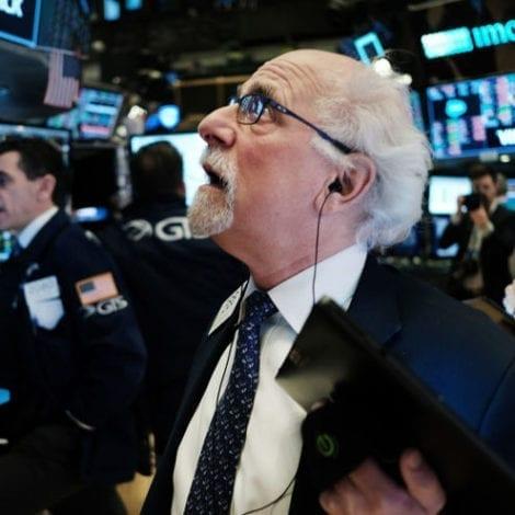 BREAKING: Stocks SURGE, Dow Jones Ends Day +1173, Breaks 27,000 Mark