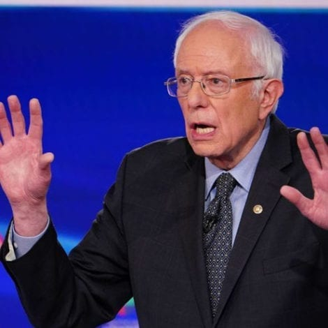 BERNIE on CORONAVIRUS: 'The First Thing We Have to do is Shut This President Up Right Now'