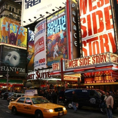 LIGHTS OUT ON BROADWAY: Broadway Closing All Shows Until April 12th Over Coronavirus Fears