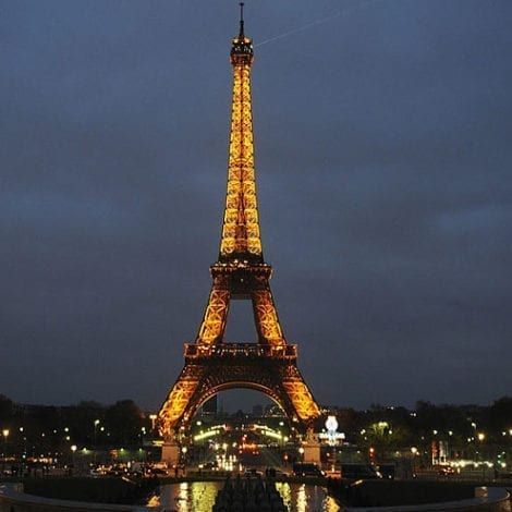 DEVELOPING: France Closes Eiffel Tower to Combat Spread of Coronavirus