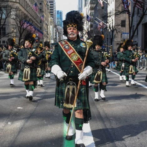 BREAKING: NYC 'Postpones' St. Patrick's Day Parade for First Time Since 1762 Over Coronavirus Fears