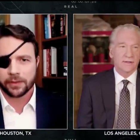 CRENSHAW CRUSH: Rep. Dan Crenshaw SCHOOLS Bill Maher on Trump's Coronavirus Response