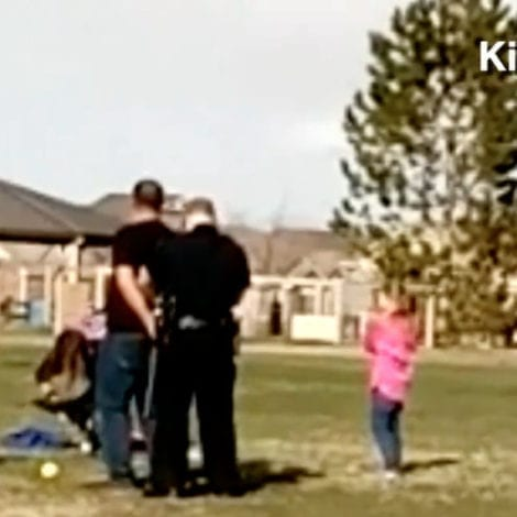 'TOO FAR': Ex-Police Officer Arrested in Empty Park for Playing Catch with Daughter During Pandemic