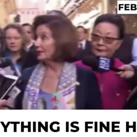 FANCY NANCY in FEB: 'Everything is Fine Here, Come to Chinatown, All is Well!'