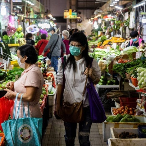 SEN. GRAHAM: China's 'Dangerous' Decision to Re-Open 'Wet Markets' Puts the 'World's Health at Risk'