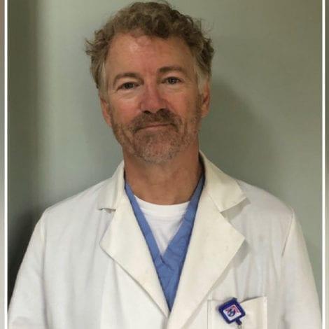 RAND RETURNS: Sen. Paul Tests Negative for Coronavirus, Volunteers at Local Hospital