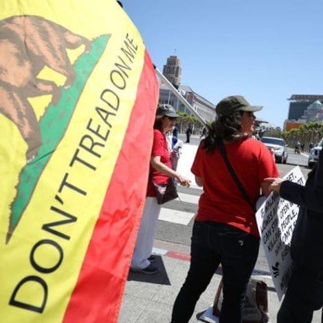 WEST COAST REVOLT: California Mayor Declares His City a 'Sanctuary for Businesses'