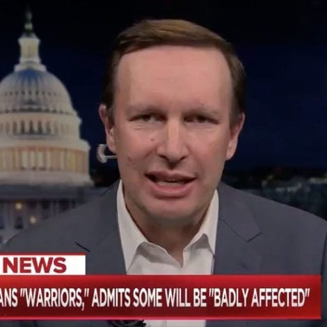 BACKING BEIJING? Dem Senator Says Trump 'Confusing People' by Confronting China on Coronavirus