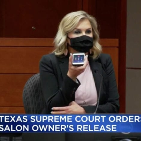 LONE STAR FREEDOM: Dallas Salon Owner Released from Prison by Texas Supreme Court