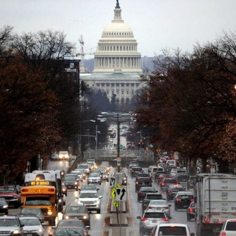 SLOW THE SPREAD: DC Mayor Reduces Citywide Speed Limit to 20 Miles Per Hour to Stop Coronavirus