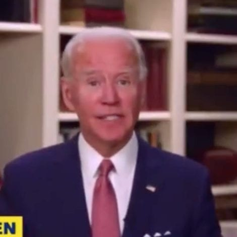 BIDEN: 'I'm Going to Spend My Life Campaigning for Democrats… in 1918… Excuse me… 2018'