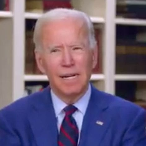 BIDEN: Obama 'Put Me in Charge of the Recovery Money, Which was 800… No. 80. 89. I guess 84 Billion'