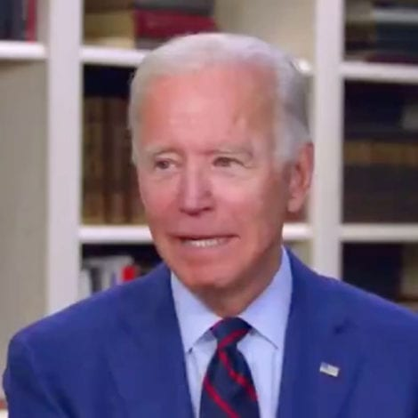 BIDEN WITHOUT TELEPROMPTER: 'Look… Um, We Somehow… Uh.. It's Important That… Put That BACK ON!'