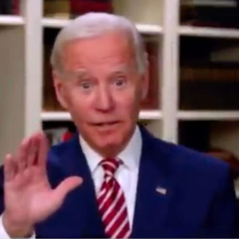 MALARKEY! Biden Claims Trump Telling Americans to 'Inject Clorox Into Your Blood' to Cure Coronavirus