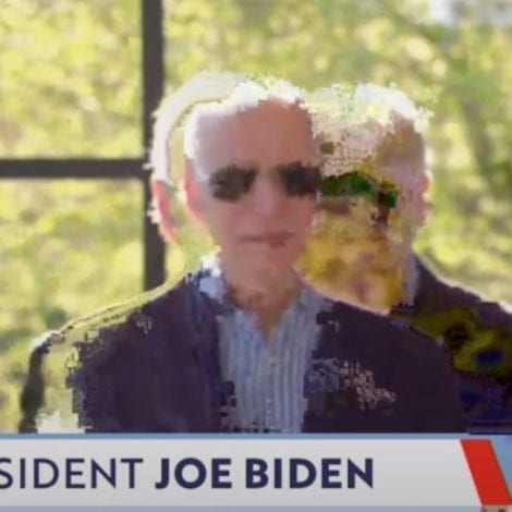 TRAIN WRECK: Biden 'Virtual Town Hall' Goes off the Rails, Random Birds, Tech Glitches, 'Am I On?!'