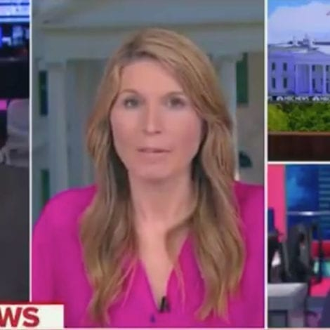 SPIN CYCLE START: MSNBC Host Claims Biden Sexual Assault Allegations Really a 'Right-Wing Smear Campaign'